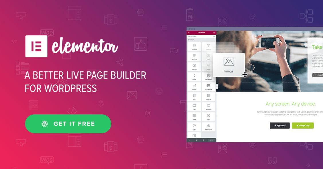 Elementor PRO (Plugin + Template + Popup) version 2.10.3