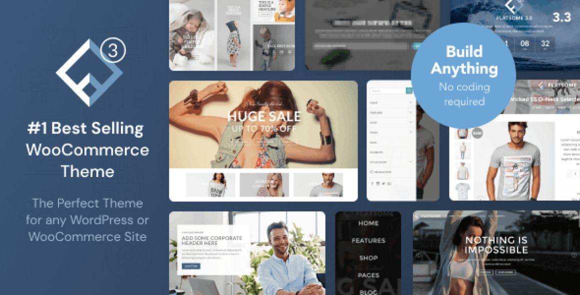 Flatsome | Multi-Purpose Responsive WooCommerce Theme version 3.12