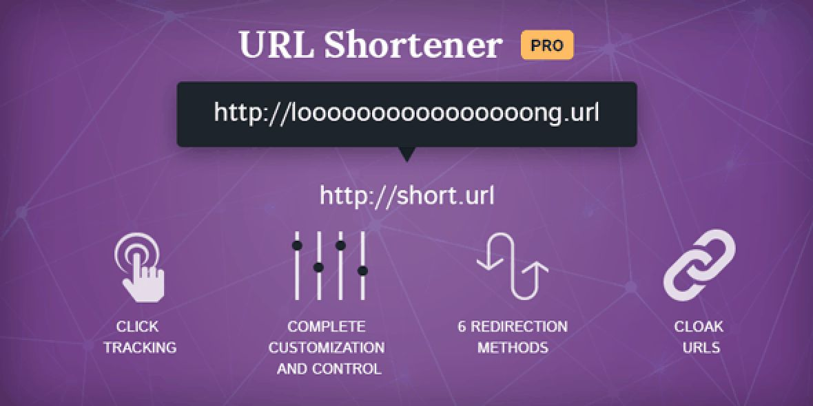 URL Shortener Pro version v1.0.14 (21 Feb, 2020)
